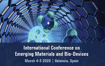 International Conference on Emerging Maaterials and Bio-Devices - 2019